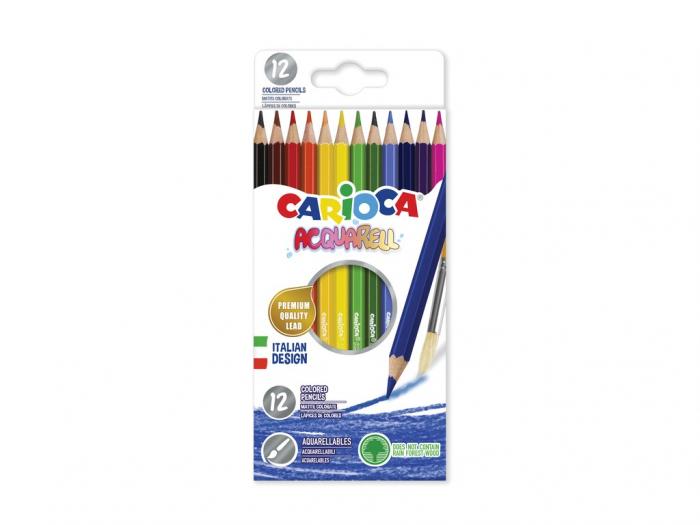 Creioane Color Acquarell 12/Set 0