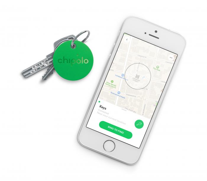 Dispozitiv De Localizare Prin Bluetooth Chipolo Clasic 2