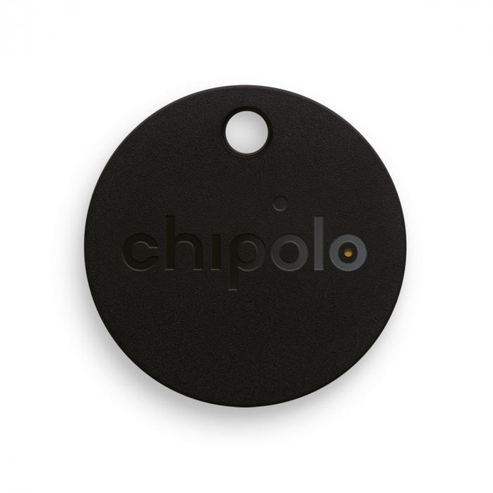 Resigilat - Dispozitiv De Localizare Prin Bluetooth Chipolo Clasic Negru 1