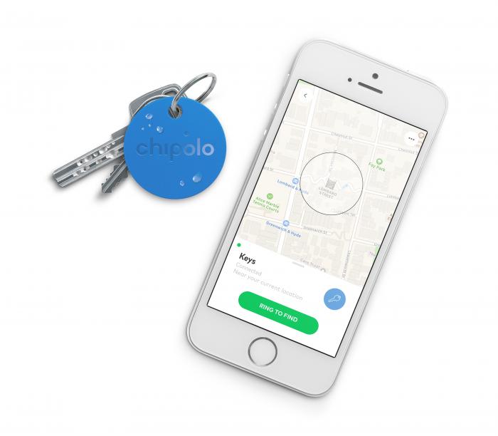 Dispozitiv De Localizare Prin Bluetooth Chipolo Plus 2