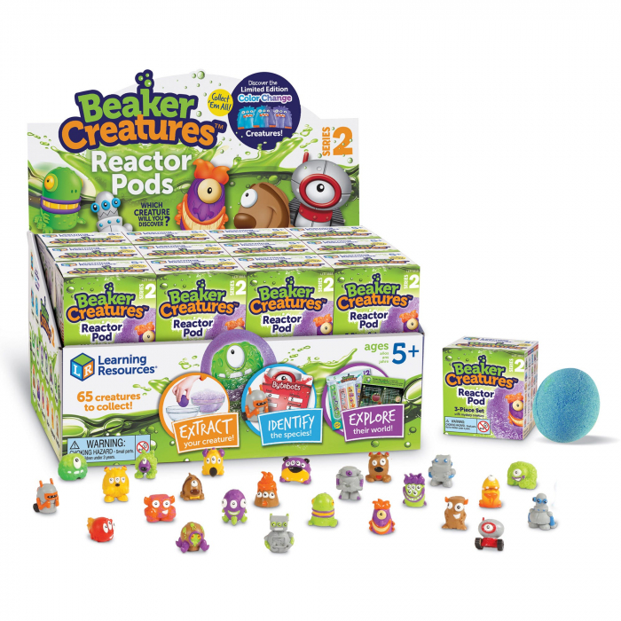 Figurina Beaker Creatures Learning Resources 0