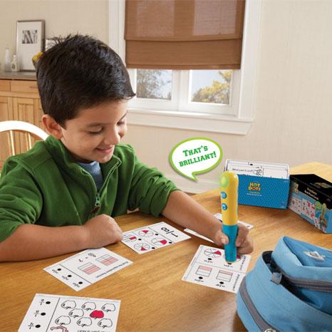 Hot Dots® Fraction Card Set 1
