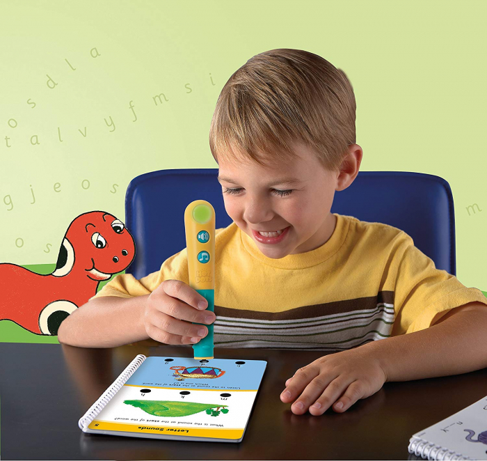 Hot Dots® Let's Learn! Jolly Phonics Set 1