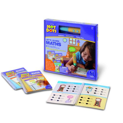 Hot Dots® Let's Learn! Maths Set 3