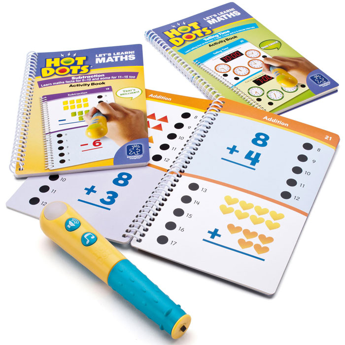 Hot Dots® Let's Learn! Maths Set 2