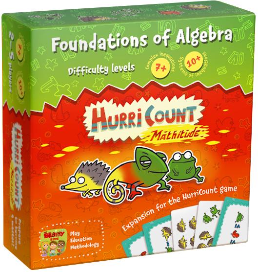 HURICCOUNT MATHITUDE – Joc educativ Notiuni Matematice 0
