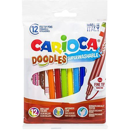 Carioca Doodles 12/set Carioca 0