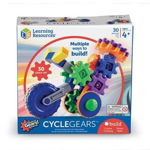 Joc Constructie Gears, Gears, Gears! Cycle Gears! 0