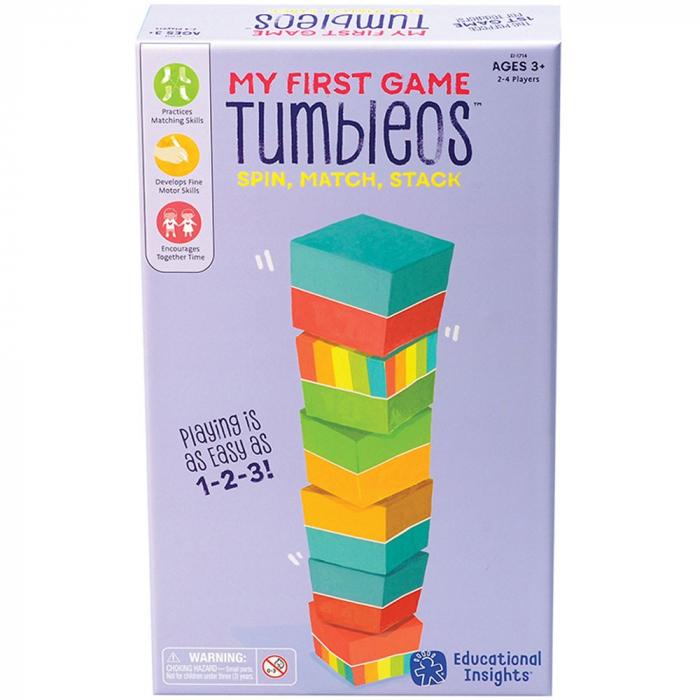 Joc de constructie Tumbleos 0
