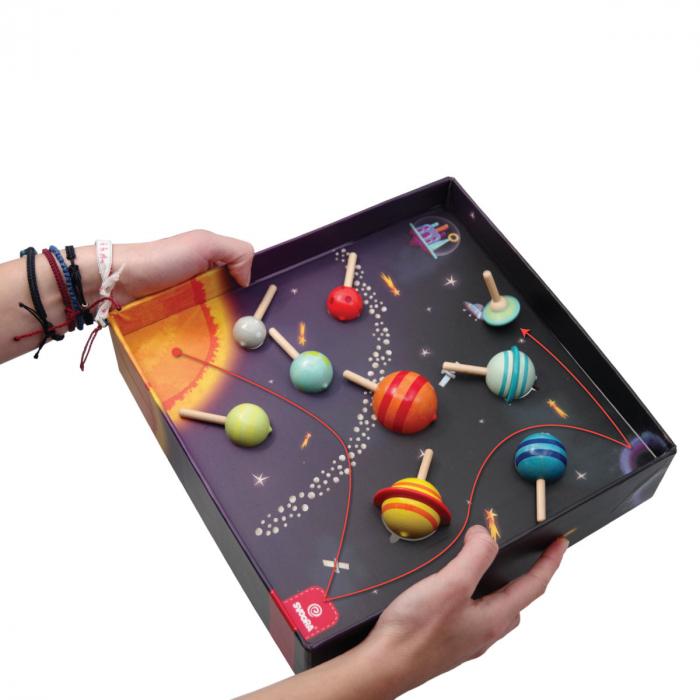 Joc Invatam Planetele si informatii despre Sistemul Solar 1