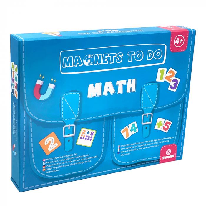 Joc Magnetic Invatam operatii simple de Matematica Svoora [1]