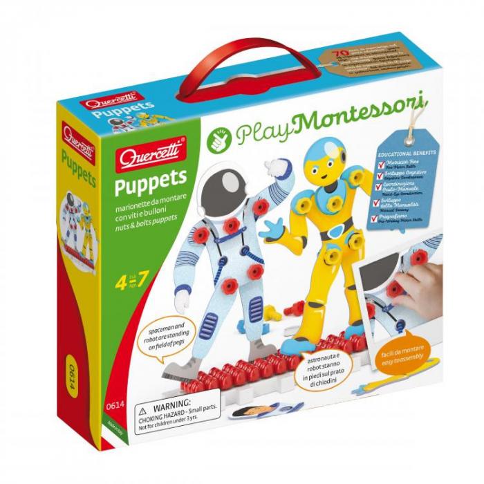 Joc Marionete Montessori 0