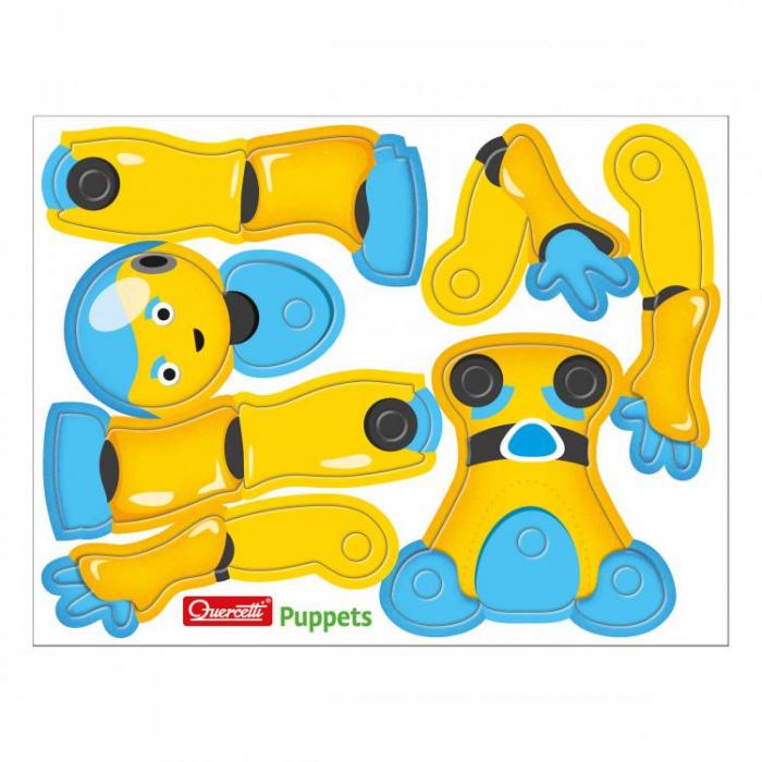 Joc Marionete Montessori 1
