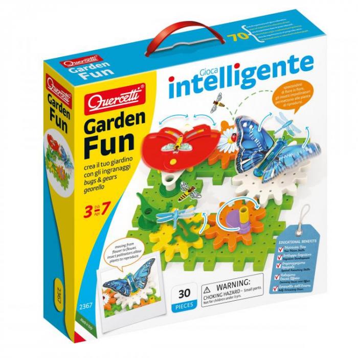 Joc Pentru Copii Georello Garden [0]