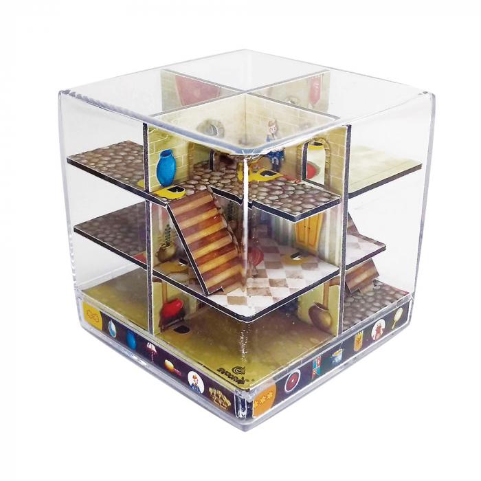 Labirint Din Lemn 3D - The Castle Maze 2