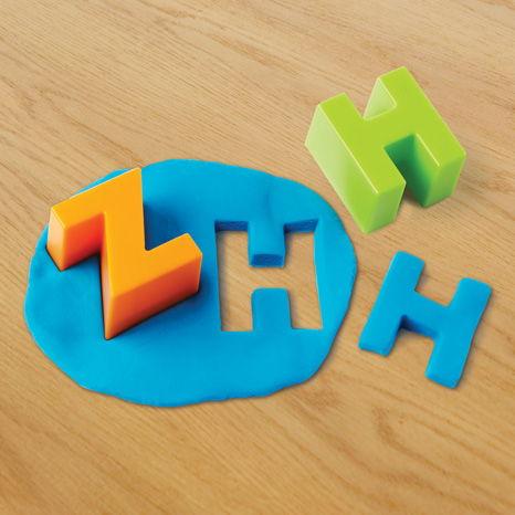 Cuburi Alfabet Letter Blocks 2