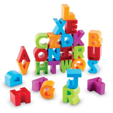 Cuburi Alfabet Letter Blocks 1