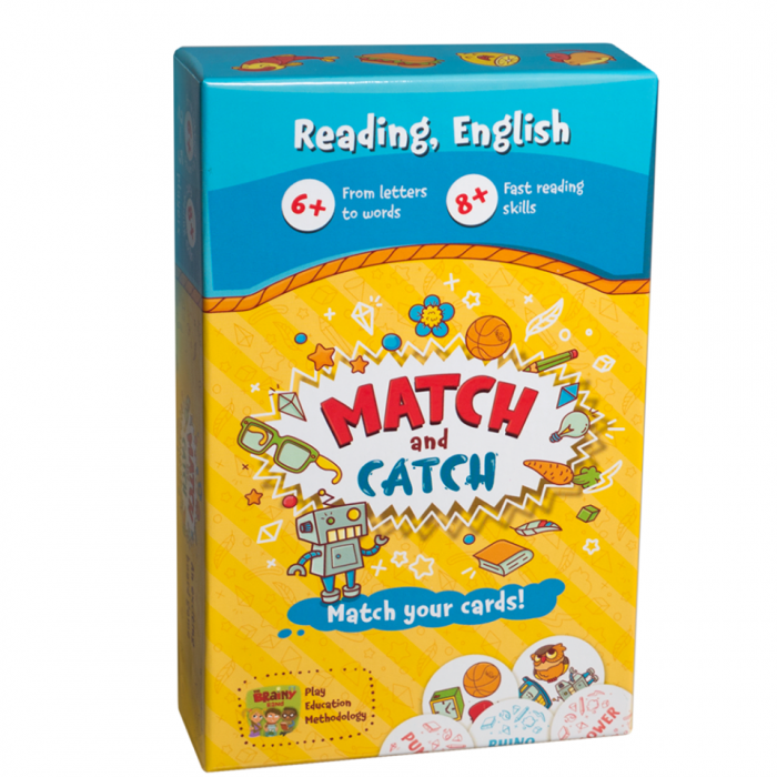 MATCH AND CATCH – Joc educativ de asociere 0