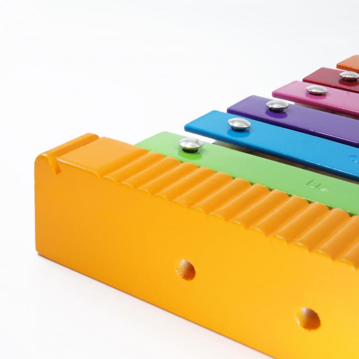 Metalofon De Jucarie Cu 12 Note Pentru Copii 2