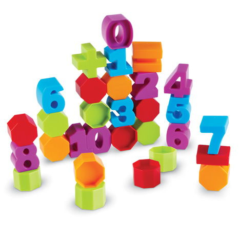 Number & Counting Building Blocks [0]