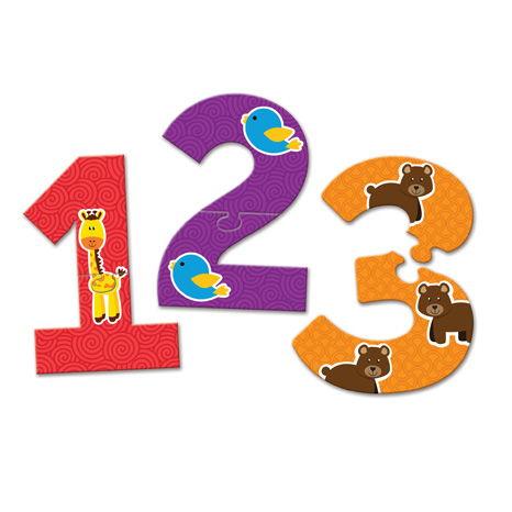 Puzzle Cu Cifre 1