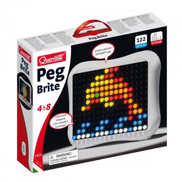 Peg Brite Mozaic Luminos 0