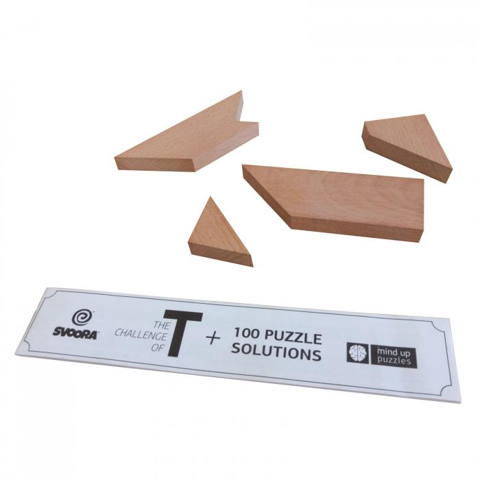 Puzzle De Inteligenta - The Challenge Of T 0
