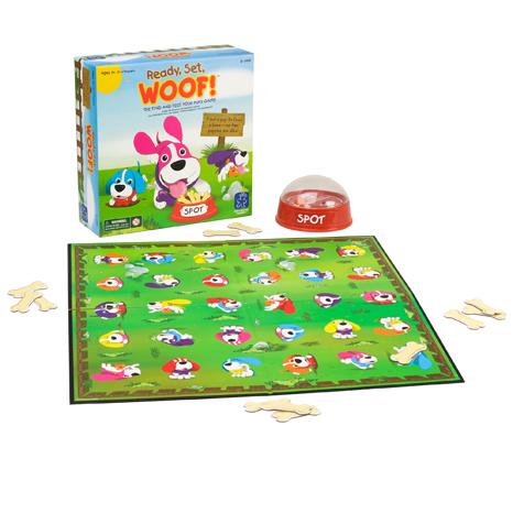 Ready, Set, Woof!™ Jocul Culorilor 2
