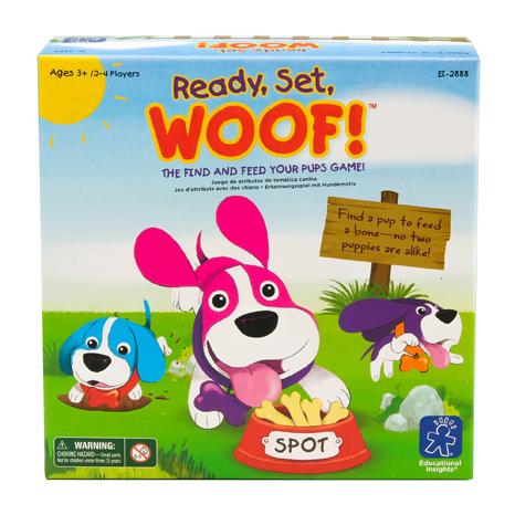 Ready, Set, Woof!™ Jocul Culorilor 0