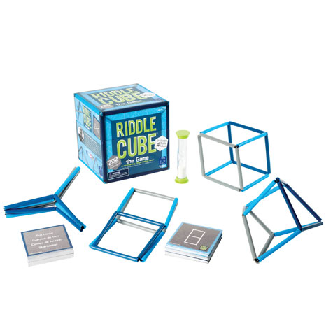 Riddle Cube™ - Joc geometric 0