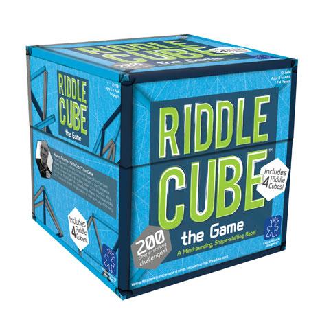 Riddle Cube™ - Joc geometric 1