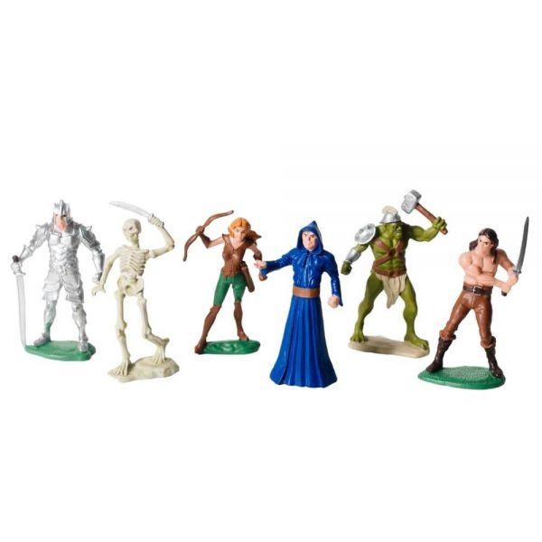 Tub 6 Figurine Eroi si monstri Safari Ltd [2]