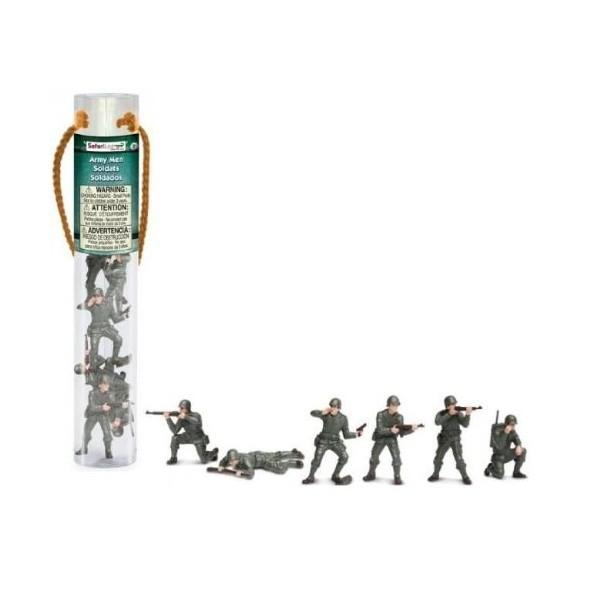 Tub 6 Figurine Soldati Safari Ltd [0]