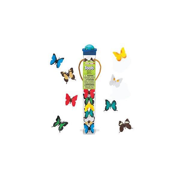 Tub 8 Figurine Fluturi Safari Ltd [1]