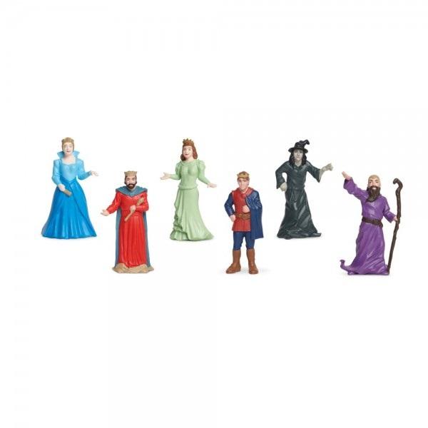 Tub 6 Figurine Personaje de Poveste - A fost odata 1