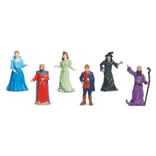 Tub 6 Figurine Personaje de Poveste - A fost odata 2