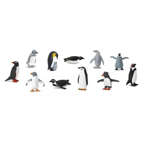 Set 48 figurine Pinguini 1