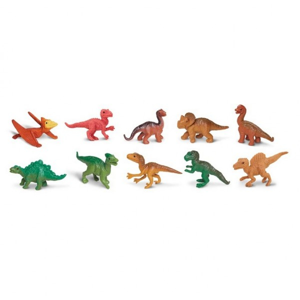Set 48 figurine Pui Dinozauri [1]
