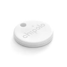 Set 4 Dispozitive inteligente de localizare Chipolo One - negru+alb+albastru+rosu, Bluetooth 2