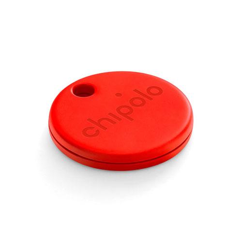 Set 4 Dispozitive inteligente de localizare Chipolo One - negru+alb+albastru+rosu, Bluetooth 4