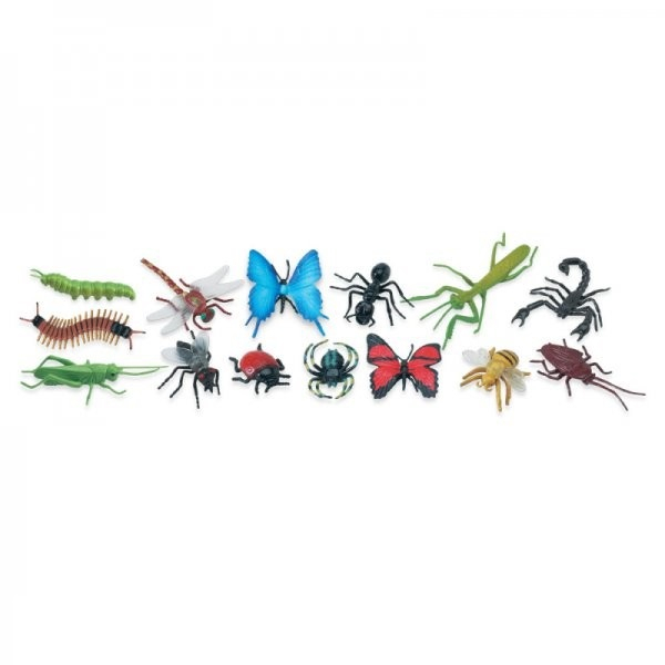 Set 48 Figurine Insecte 1