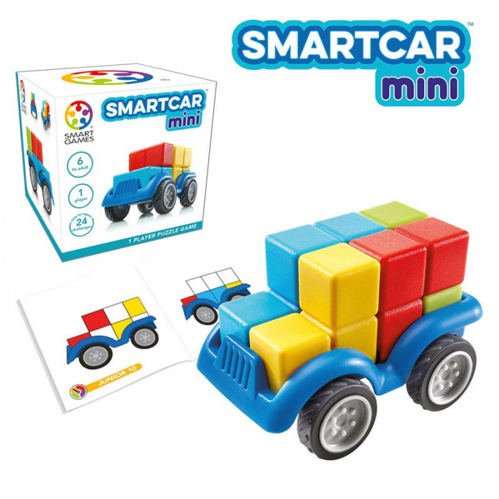 Smart Car Mini - Joc Logica 0