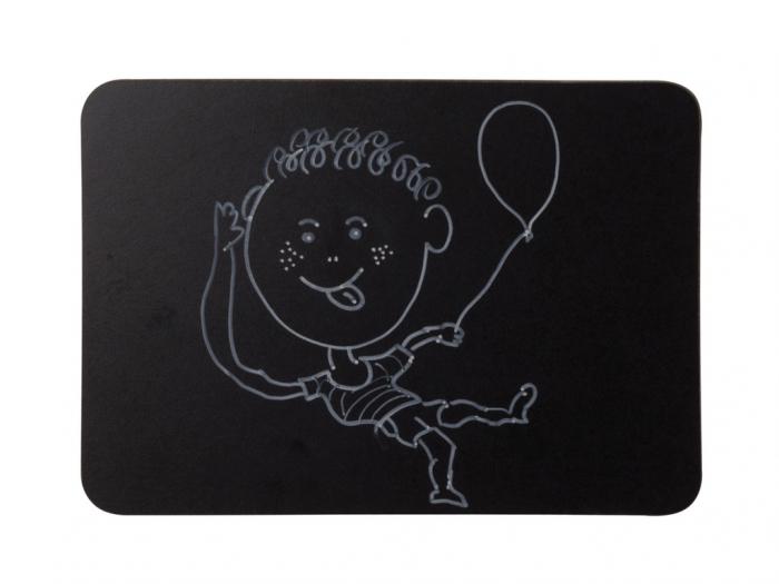 Tabla Neagra Fara Rama A4 0