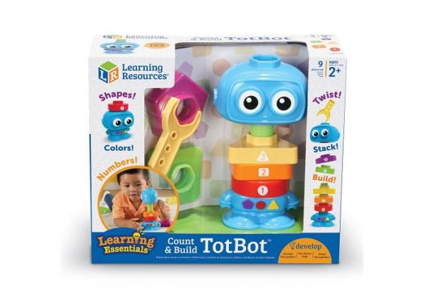 Robotel Sortare Si Numarare TotBot™ 3
