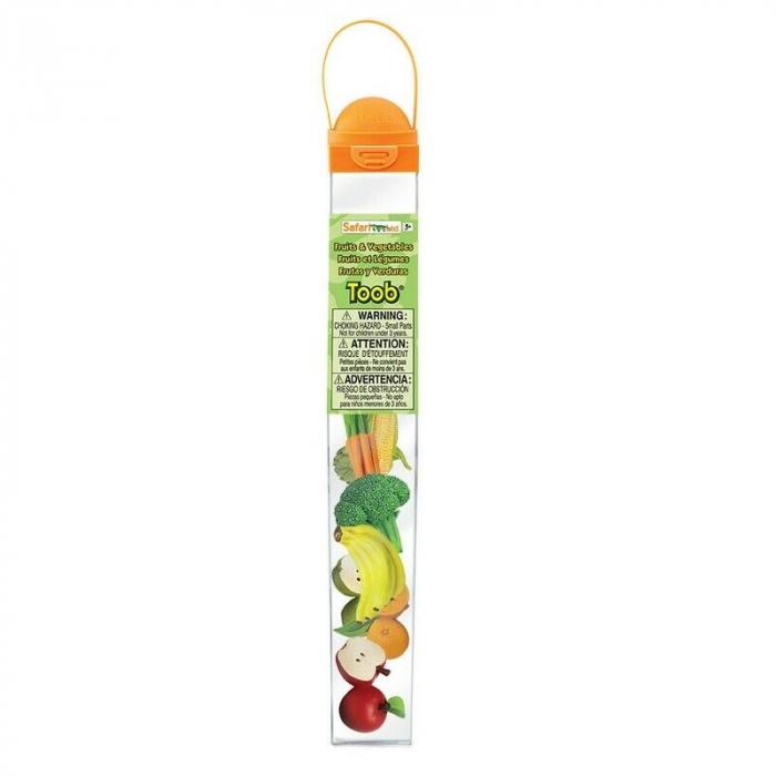 Tub 8 Figurine Fructe Si Legume [0]