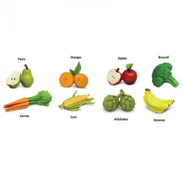Tub 8 Figurine Fructe Si Legume [1]