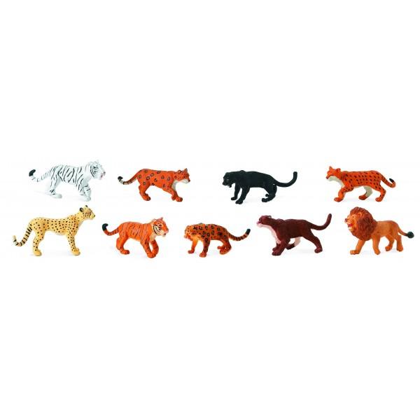 Tub 9 Figurine Feline Mari vopsite manual 2