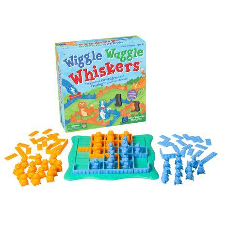 Joc De Societate Wiggle Waggle Whiskers 1