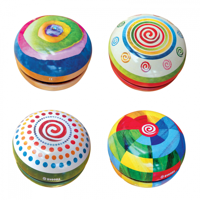 YoYo Freespin Metalic - Fantasy Multicolor 0