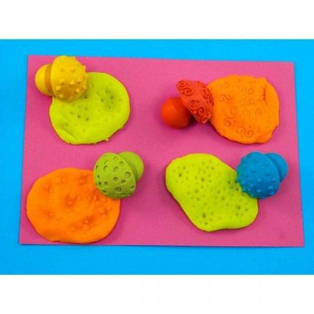 Forme si unelte pentru modelat plastilina 24 bucati4